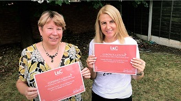 Refer a friend Competition Winners