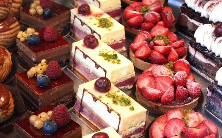 Patisserie Valerie competition