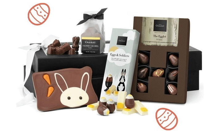 Win the ultimate chocolate feast with L&C