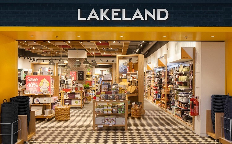 New Year Lakeland voucher competition