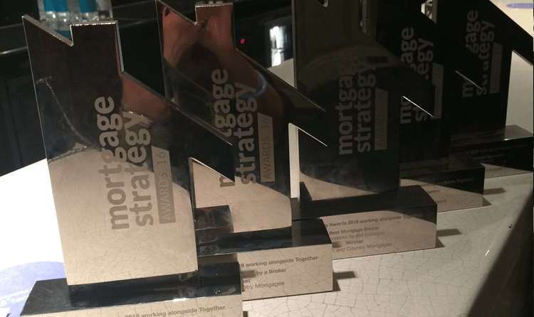 Success at the Mortgage Strategy Awards