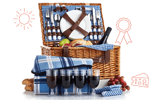 Picnic basket competition winner revealed