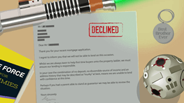 8 Star Wars Characters Applied For A Mortgage And Received These Hilarious (But Fair) Responses
